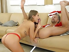 Rimming sex videos - young and old porn